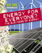 Energy For Everyone?: The Business Of Energy