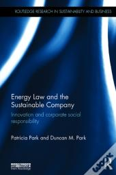 Energy Law And The Sustainable Company