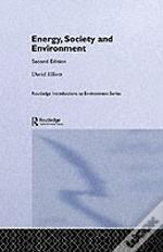 Energy, Society And Environment