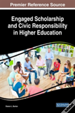 Wook.pt - Engaged Scholarship And Civic Responsibility In Higher Education