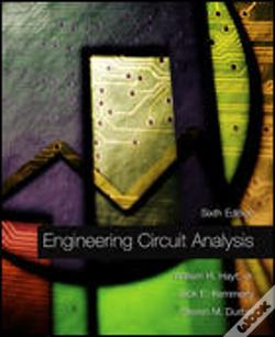 Wook.pt - Engineering Circuit Analysis with Replacement CD-ROM