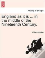 England As It Is ... In The Middle Of Th