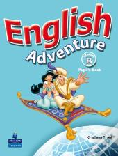 English Adventure - Inglês 1/2 (1º Ciclo) - Nível Starter B - Pupil's Book + CDs (Pack Port)