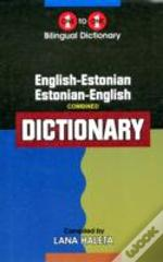 English-Estonian & Estonian-English One-To-One Dictionary
