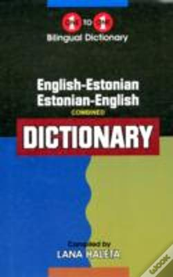 Wook.pt - English-Estonian & Estonian-English One-To-One Dictionary