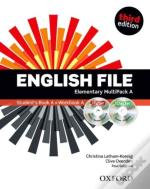 English File: Elementary: Multipack A With Itutor And Ichecker
