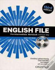 English File - Pre-intermediate - Workbook with IChecker Without Key