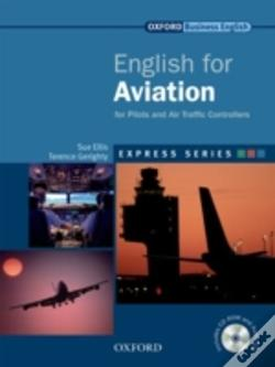Wook.pt - English for Aviation Student's Book and CD-ROM and Audio CD