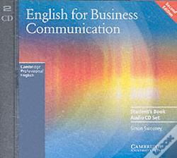 Wook.pt - English For Business Communication Audio Cd Set