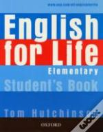 English For Life Elementary: Student'S Book