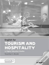 ENGLISH FOR TOURISM AND HOSPITALITY IN HIGHER EDUCATION STUDIESTEACHER'S BOOK