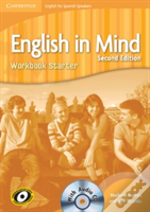 English In Mind For Spanish Speakers Starter Level Workbook With Audio Cd