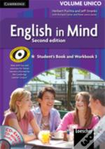 English In Mind Level 3 Student'S Book, Workbook With Cd Extra, Companion And Revision Book, Italian Edition