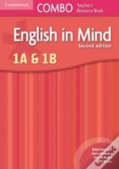 English In Mind Levels 1a And 1b Combo Teacher'S Resource Book