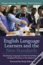 English Language Learners And The New Standards