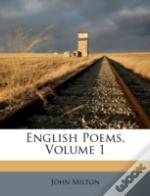 English Poems, Volume 1