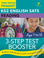 English Sats 1, 2, 3 Test Booster Reading: York Notes For Ks2
