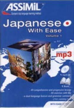 Wook.pt - English Speakers: Japanese With Ease - Volume 1
