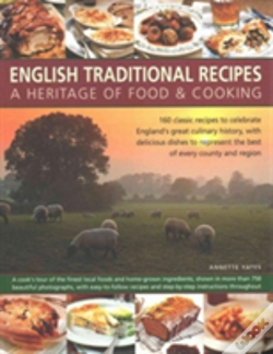 Wook.pt - English Traditional Recipes: A Heritage Of Food & Cooking