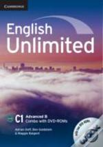 English Unlimited Advanced B Combo With Dvd-Roms