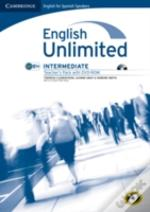 English Unlimited For Spanish Speakers Intermediate Teacher'S Pack (Teacher'S Book With Dvd-Rom)