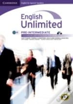 English Unlimited For Spanish Speakers Pre-Intermediate Coursebook With E-Portfolio
