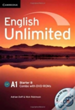 English Unlimited Starter B Combo With Dvd-Roms (2)