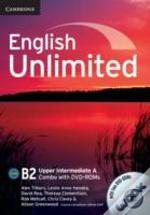 English Unlimited Upper Intermediate A Combo With Dvd-Roms