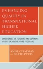 Enhancing Quality In Transnational Higher Education