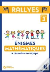 Enigmes Maths Cycle 3 + Cd-Rom