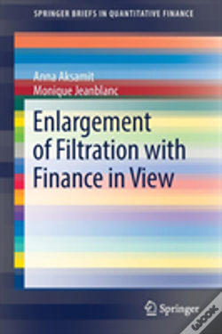 Wook.pt - Enlargement Of Filtrations With Finance In View