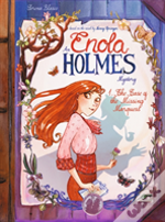 Enola Holmes Vol 1 Case Of Missing Marqu
