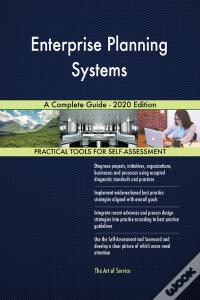 Baixar Grátis Enterprise Planning Systems A Complete Guide - 2020 Edition Epub