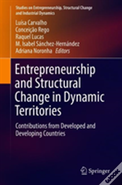 Wook.pt - Entrepreneurship And Structural Change In Dynamic Territories