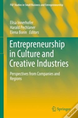 Wook.pt - Entrepreneurship In Culture And Creative Industries