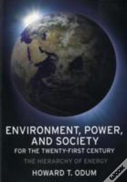 Wook.pt - Environment, Power, And Society For The Twenty-First Century