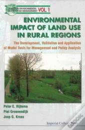 Environmental Impacts Of Land Use In Rural Regions