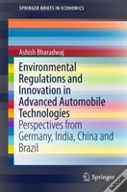 Wook.pt - Environmental Regulations And Innovation In Advanced Automobile Technologies
