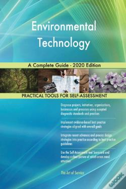 Wook.pt - Environmental Technology A Complete Guide - 2020 Edition