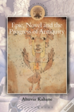 Wook.pt - Epic, Novel And The Progress Of Antiquity