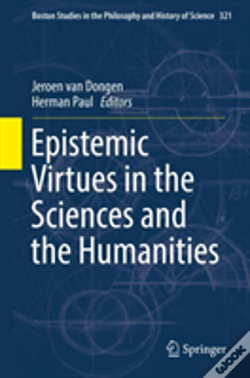 Wook.pt - Epistemic Virtues In The Sciences And The Humanities