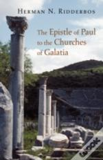 Epistle Of Paul To The Churches Of Galatia