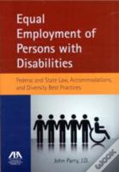 Equal Employment Persons Disabilities