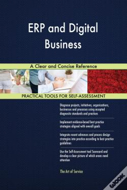 Wook.pt - Erp And Digital Business A Clear And Concise Reference