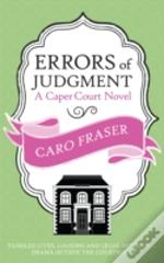 Errors Of Judgment
