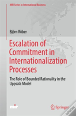 Wook.pt - Escalation Of Commitment In Internationalization Processes