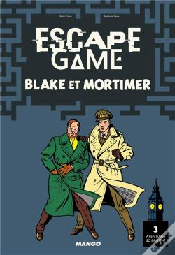 Wook.pt - Escape Game Blake Et Mortimer