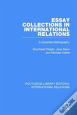 Essay Collections In Ir Rle Intern