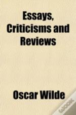 Essays, Criticisms And Reviews