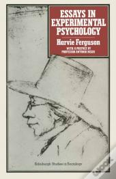 Essays In Experimental Psychology